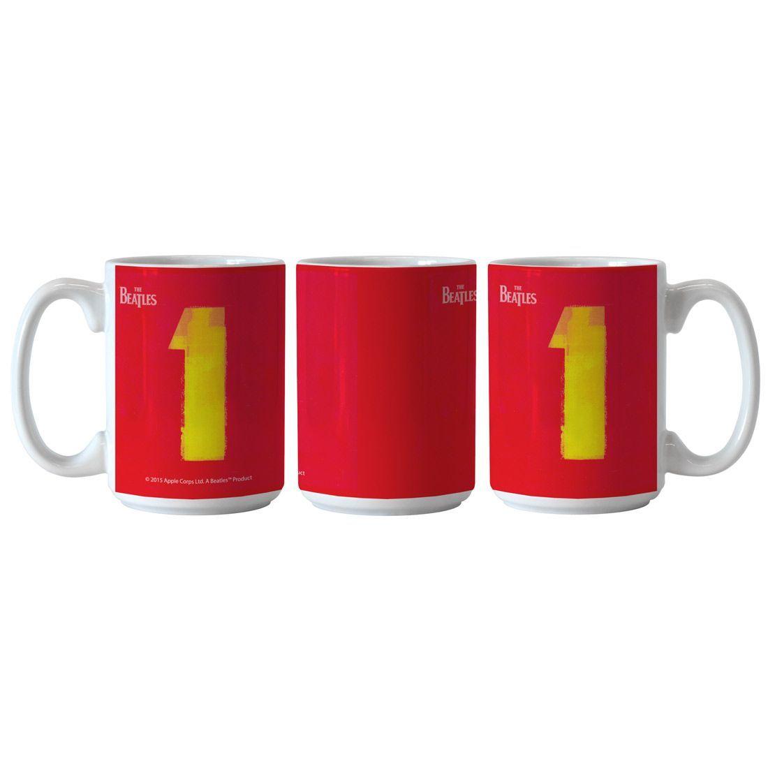 """""""1"""" - 15 oz. Coffee Mug"""