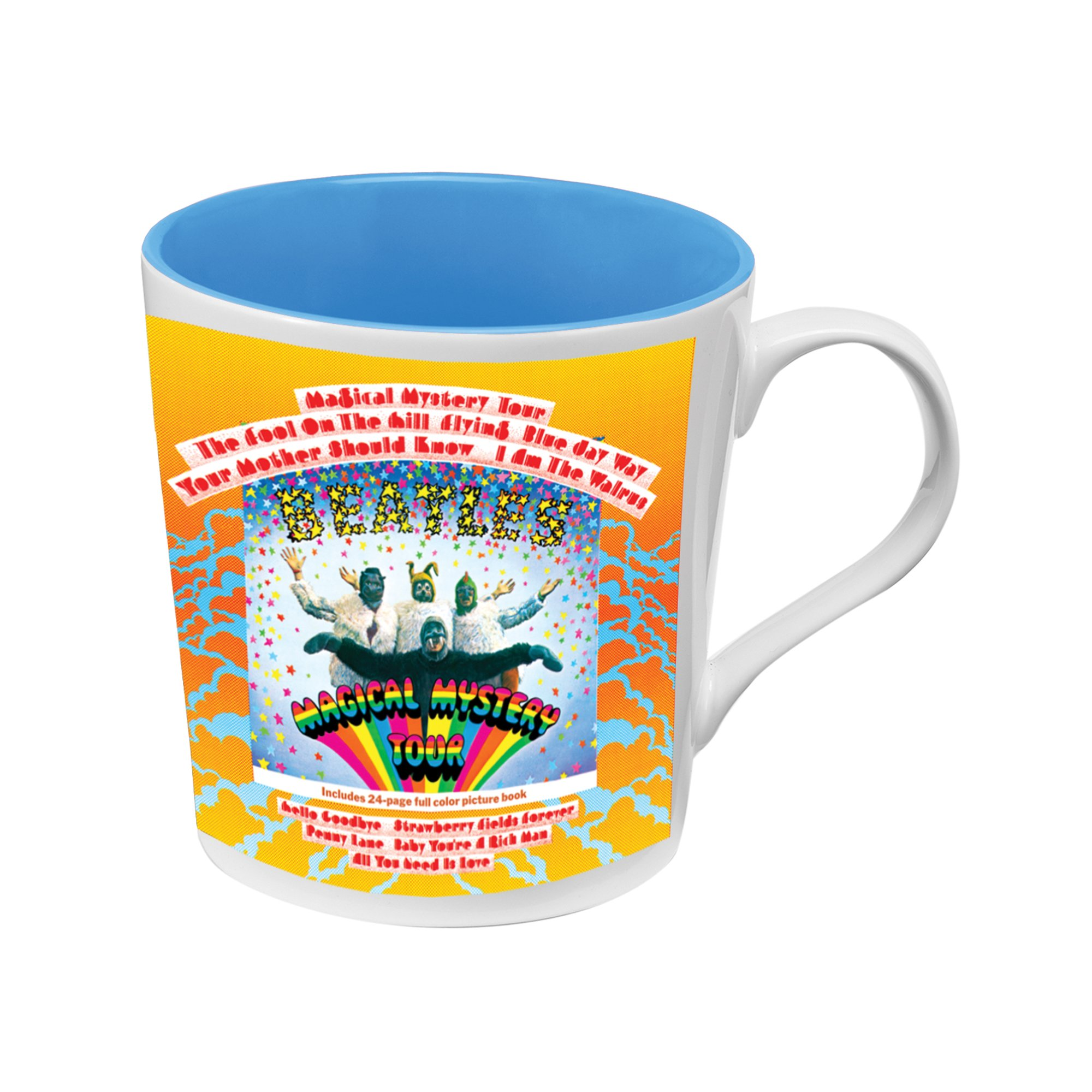 12 oz. Magical Mystery Tour Mug