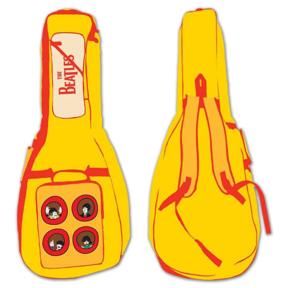 Yellow Submarine Bass Guitar Gig Bag