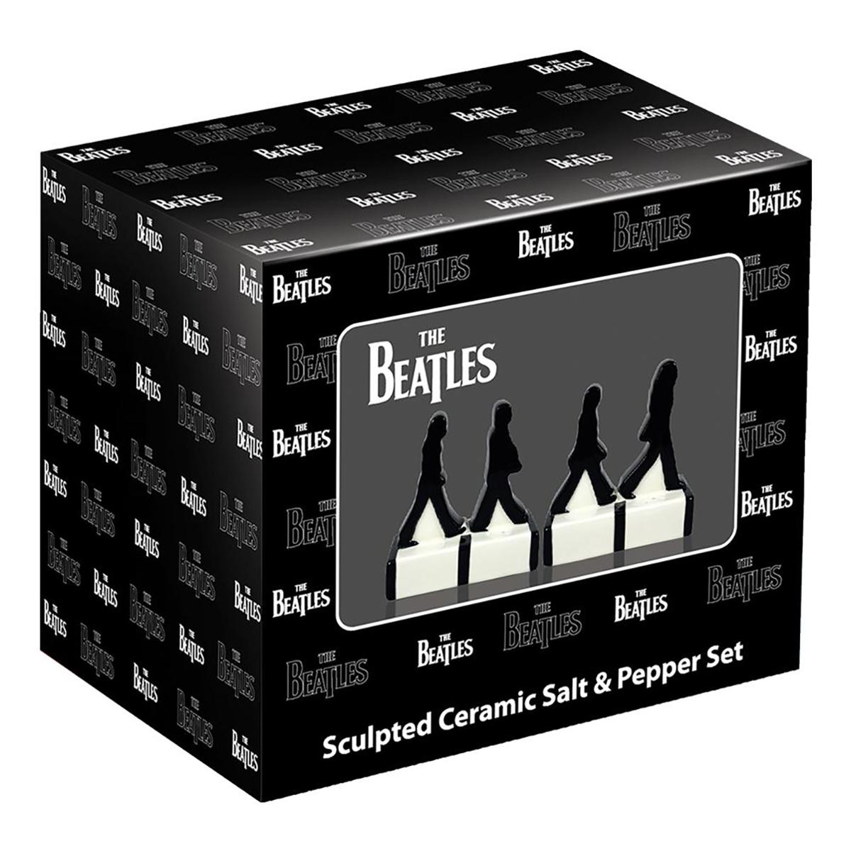 The Beatles Abbey Road Silhouettes Salt & Pepper Set