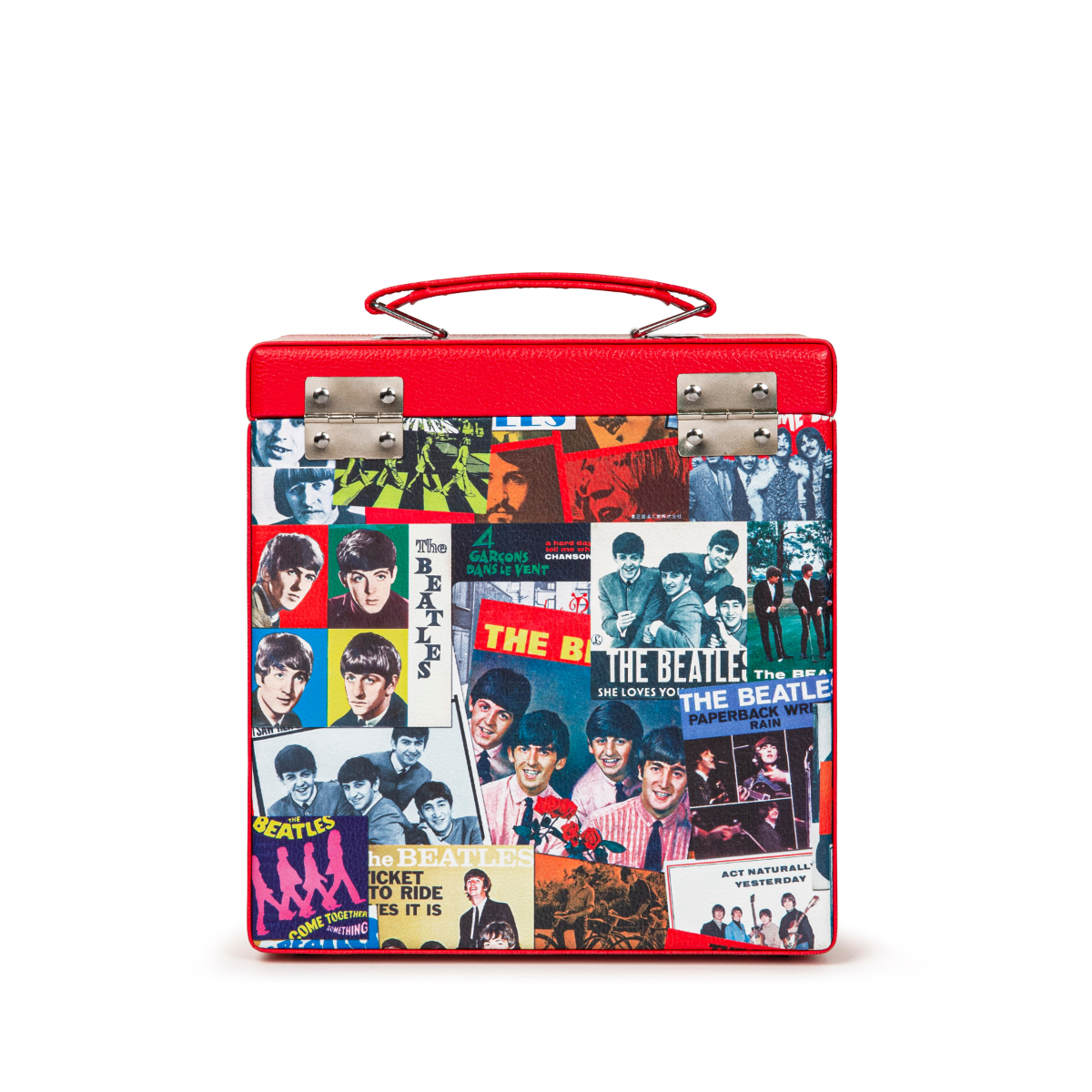 The Singles Collection 45 Carrying Case