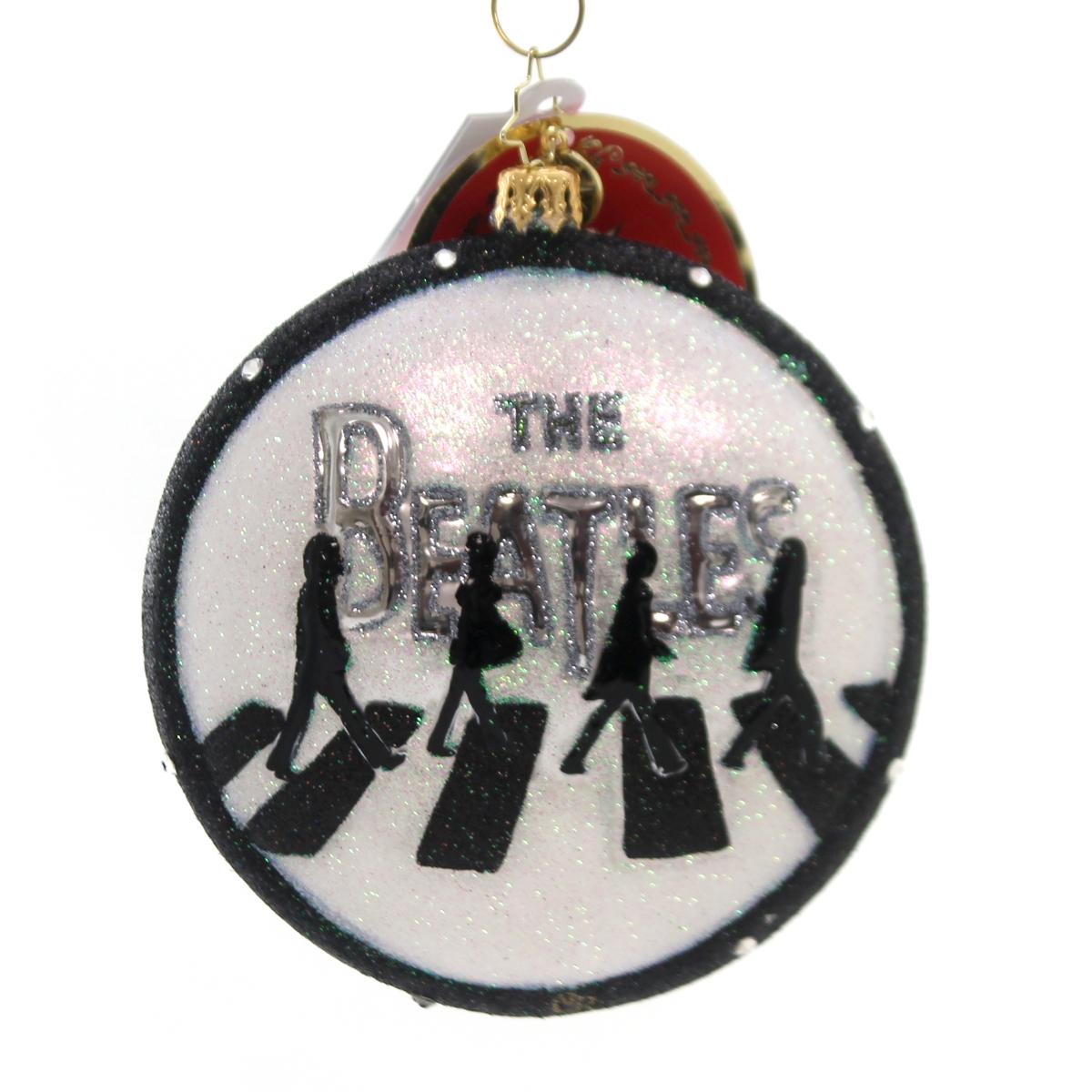 Abbey Road Christmas Ornament