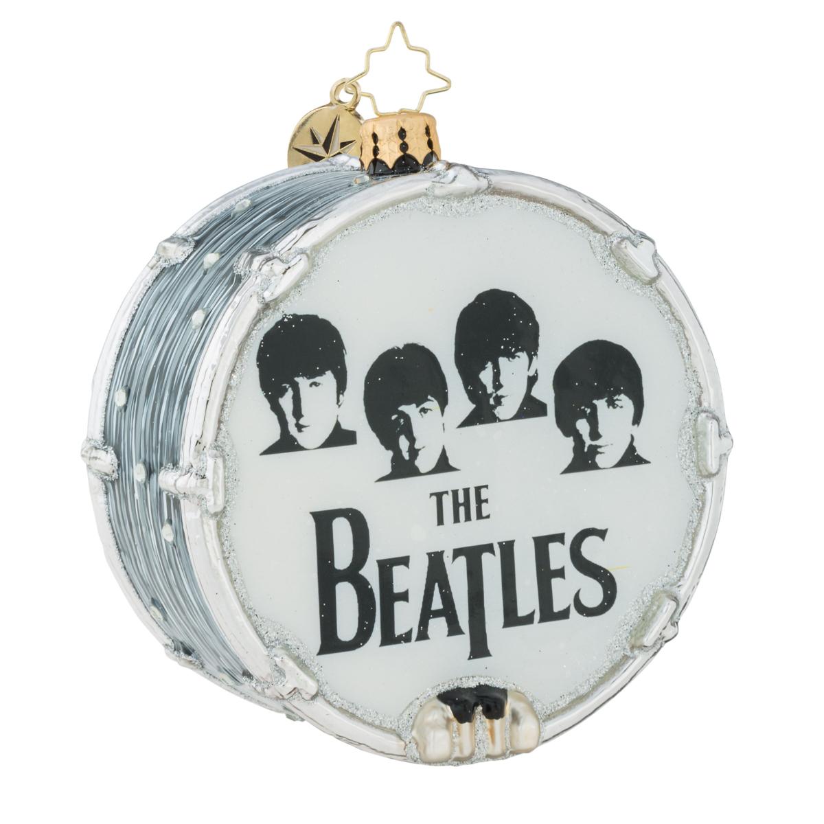 Beat-le Mania Ornament
