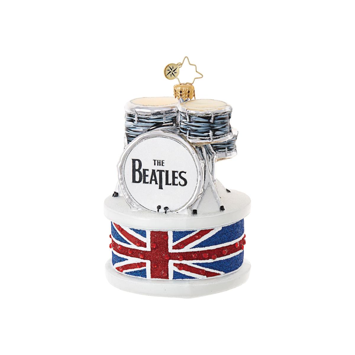 Ringo Drum Set Ornament