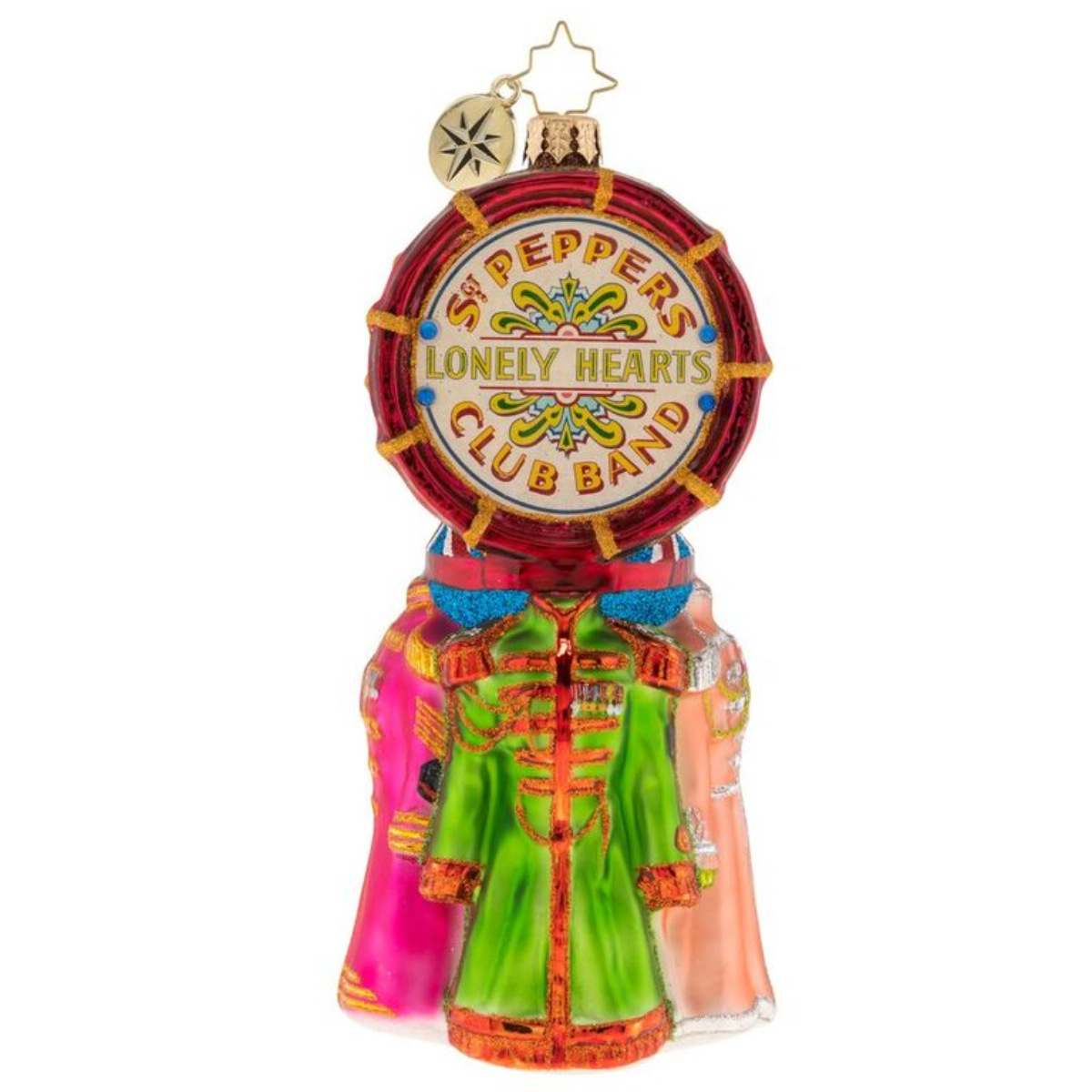 Sgt. Pepper's Band Ornament