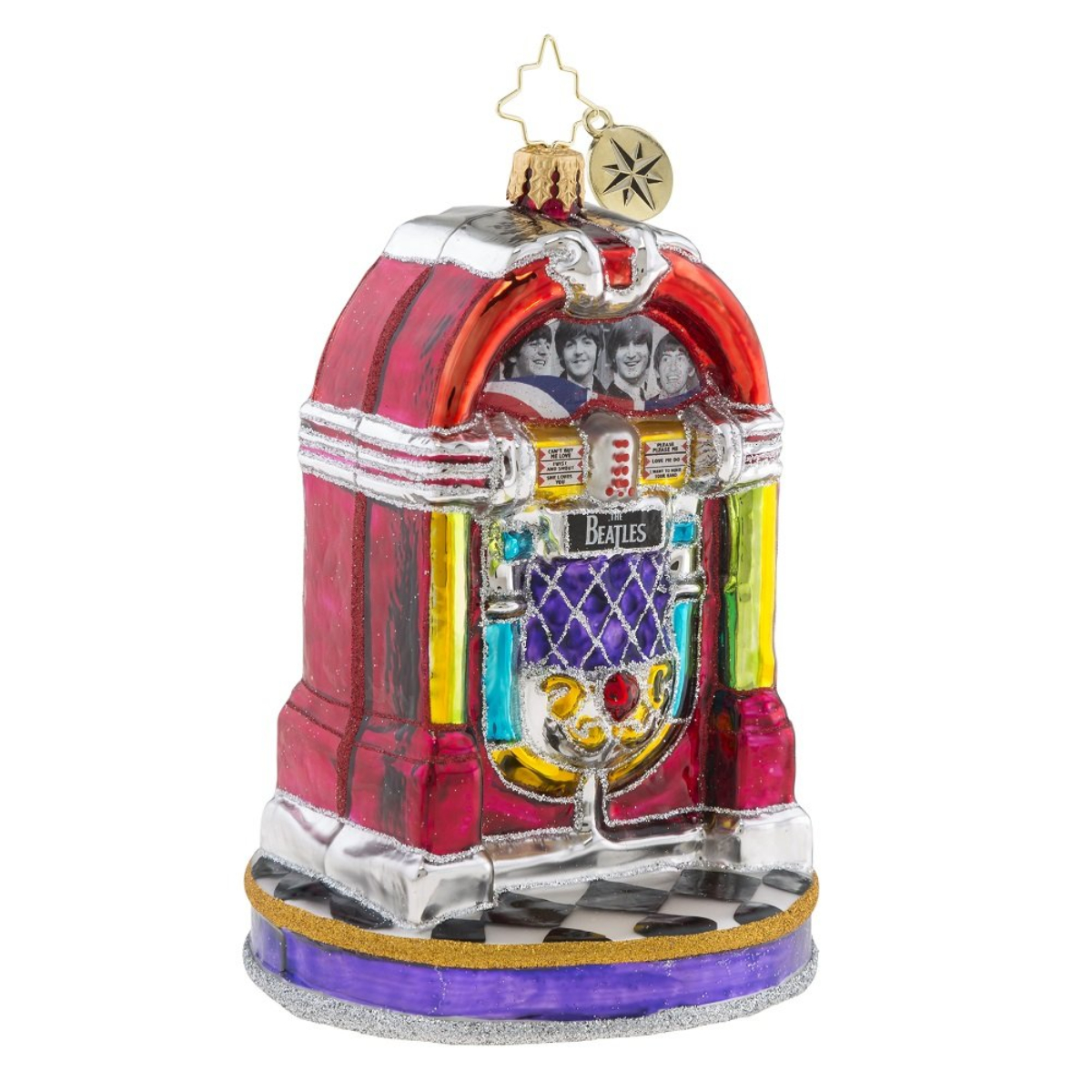 Twist and Shout! Ornament