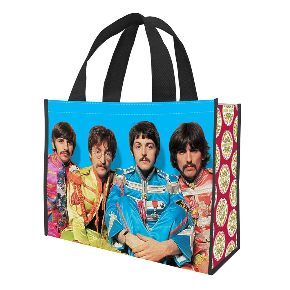 Sgt. Pepper Large Recycled Tote