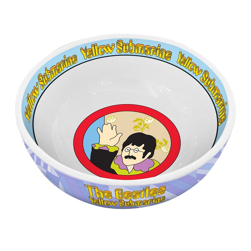 Yellow Submarine 4 pc. 6 in. Bowl Set