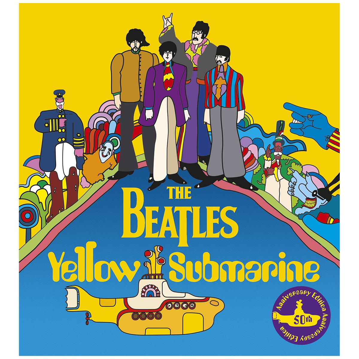 Yellow Submarine 50th Edition Hard Cover