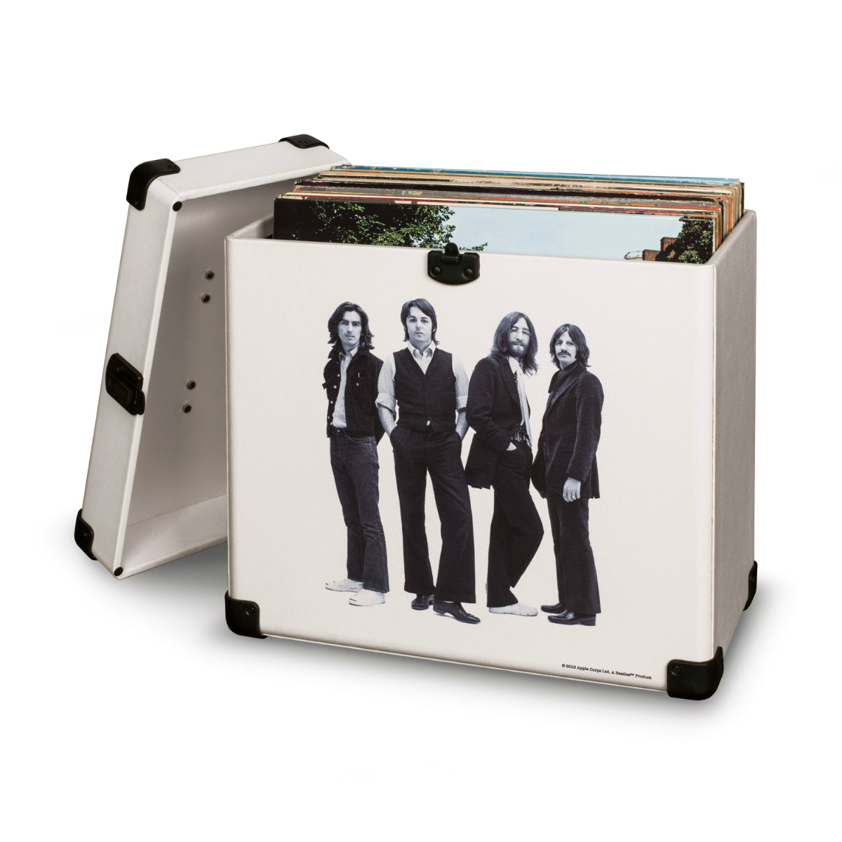 The Beatles Crosley Record Carrier Case