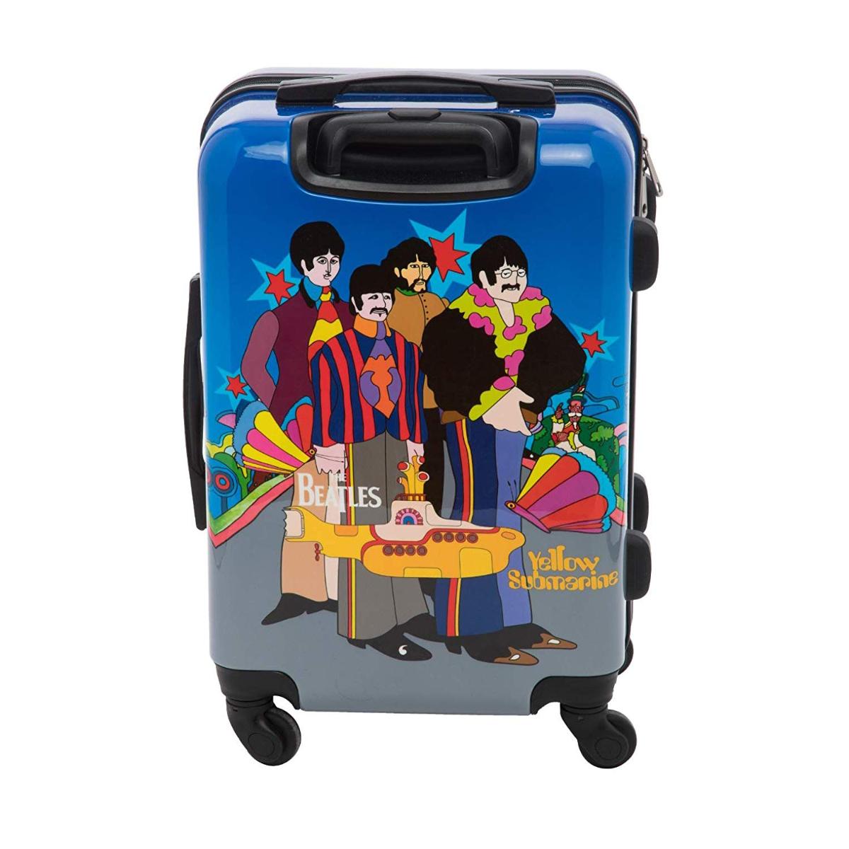 Yellow Submarine Luggage
