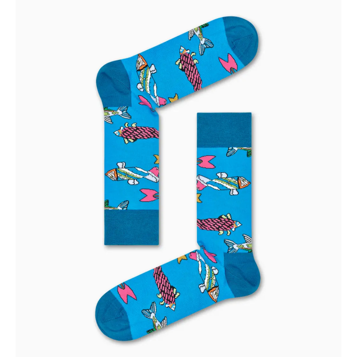 Happy Socks The Beatles Collector Box Set 6-Pack #2