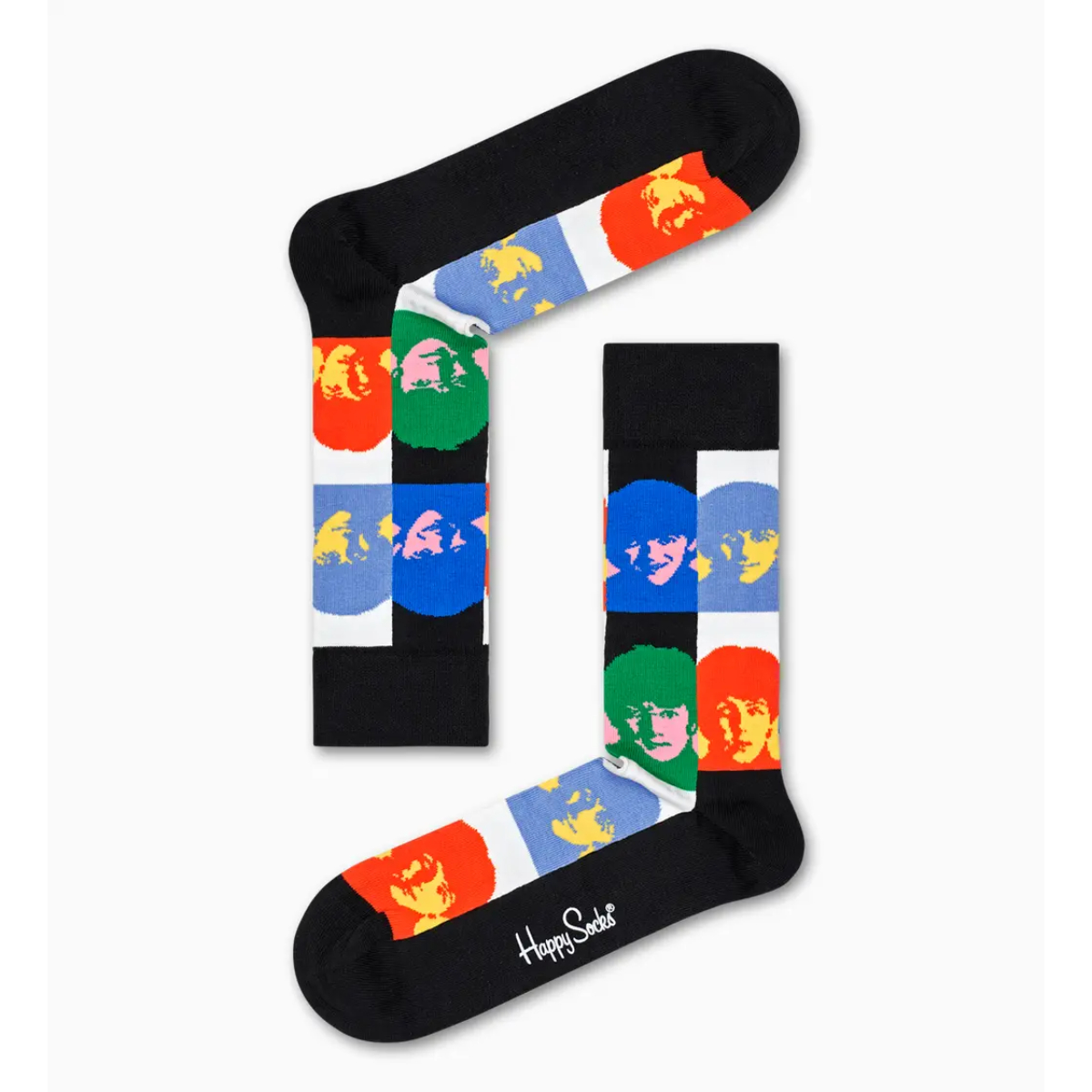 Happy Socks The Beatles Collector Box Set 6-Pack #1