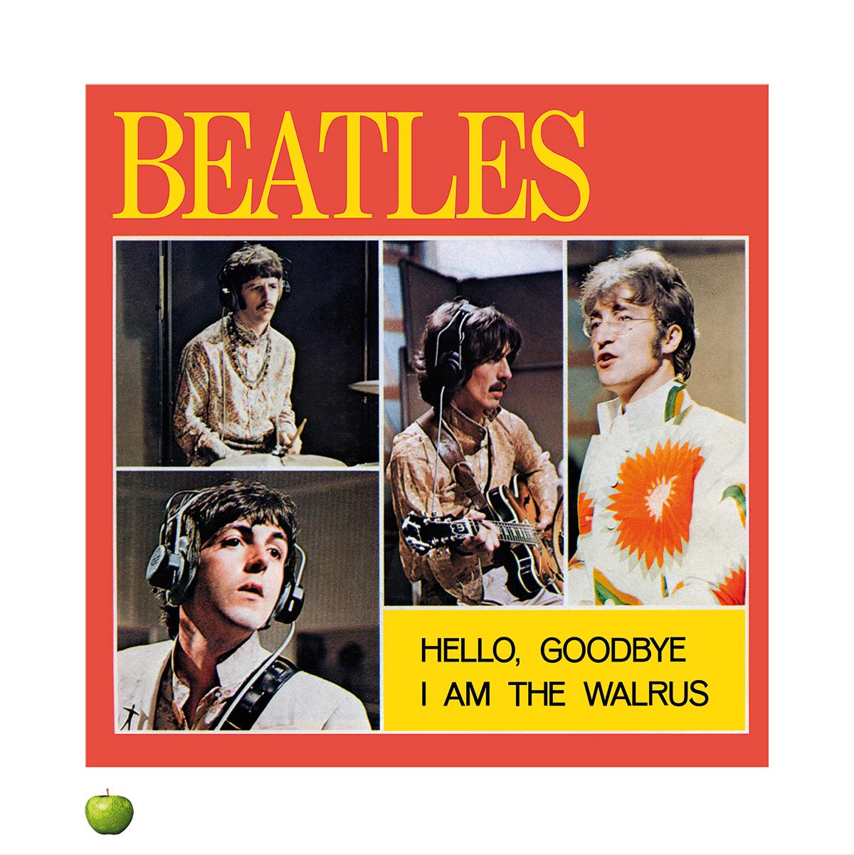 Hello Goodbye Version 2 Lithograph