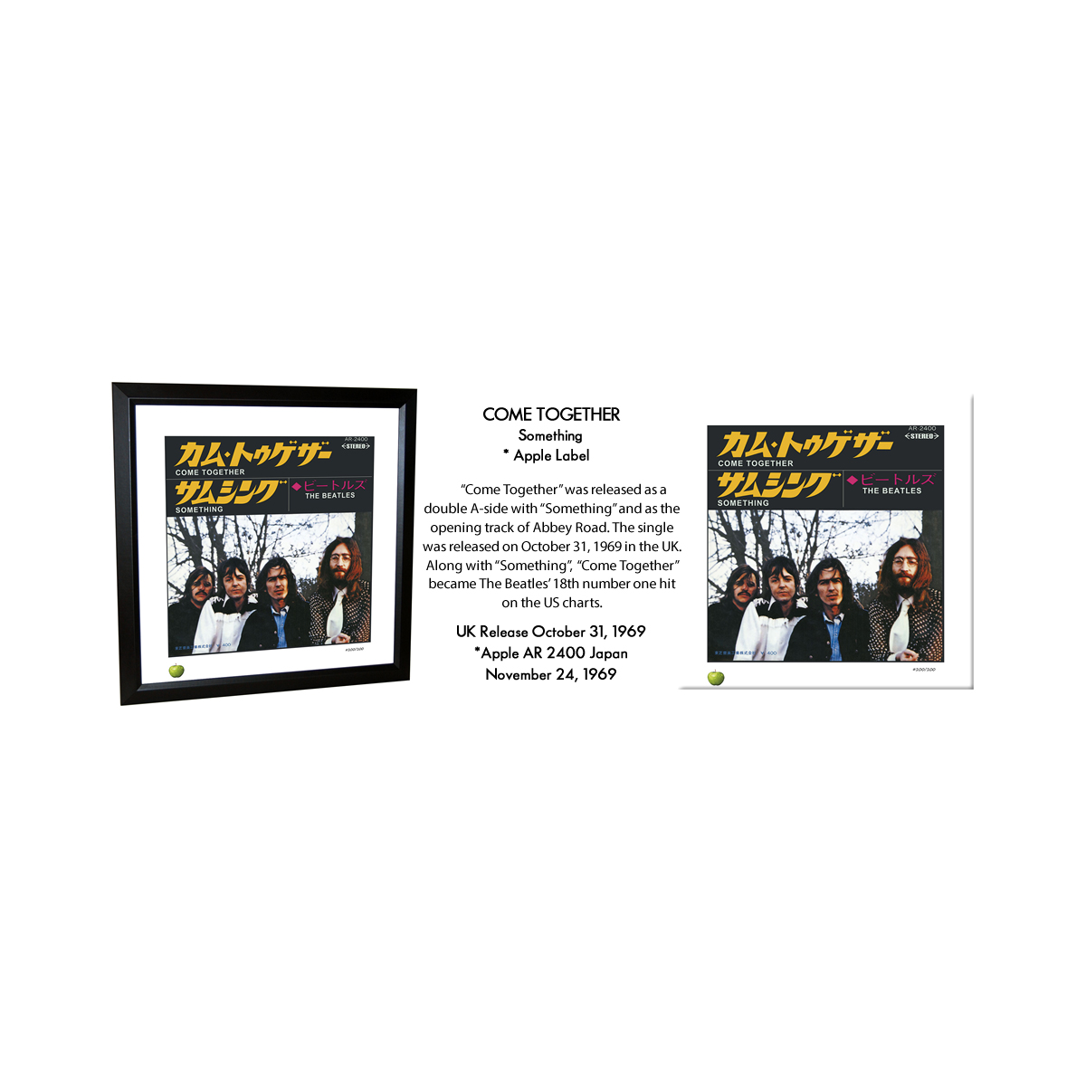Come Together Lithograph