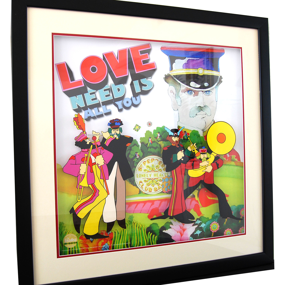 Sgt. Peppers Loney Hearts Club Band