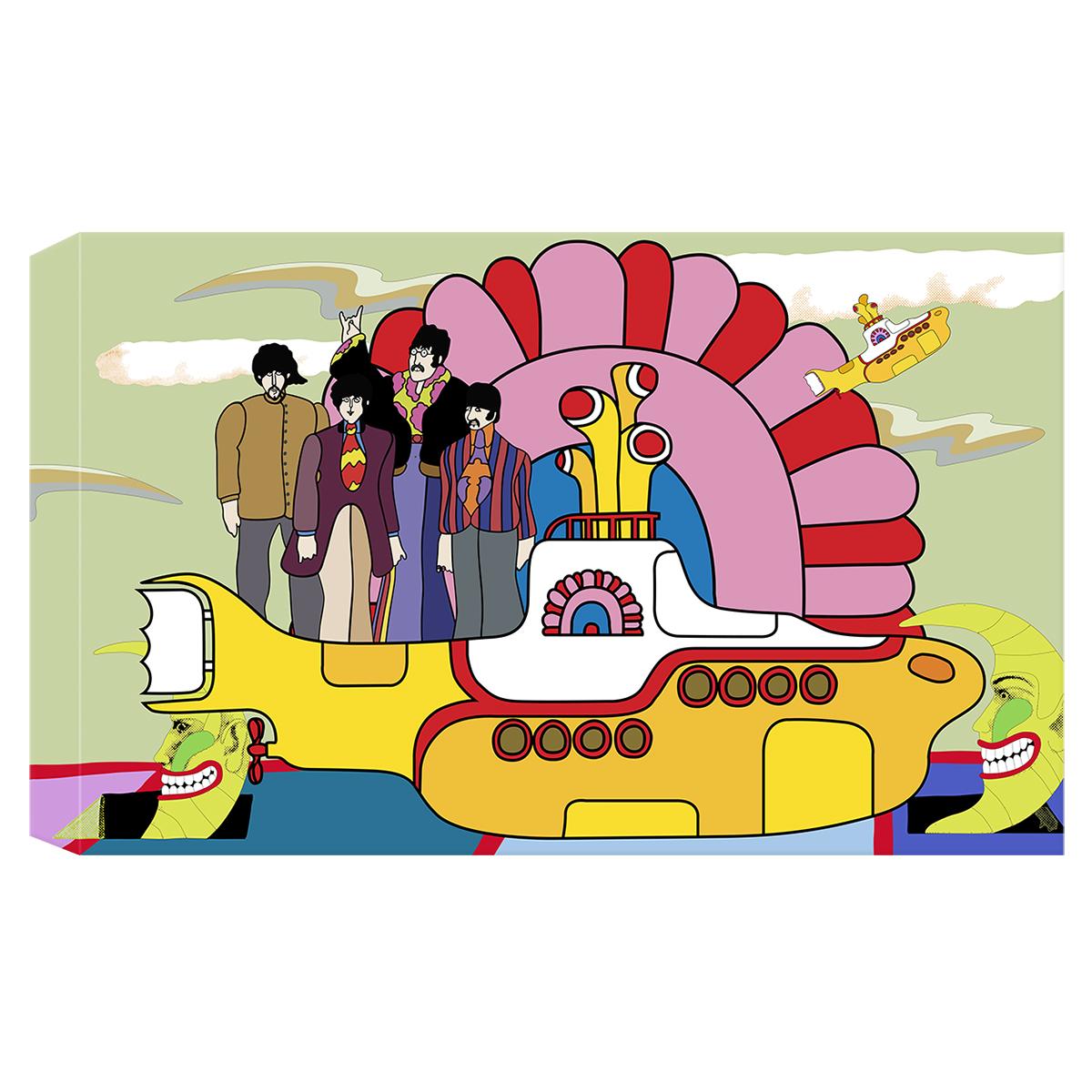 """Beatles Over The Headlands"""
