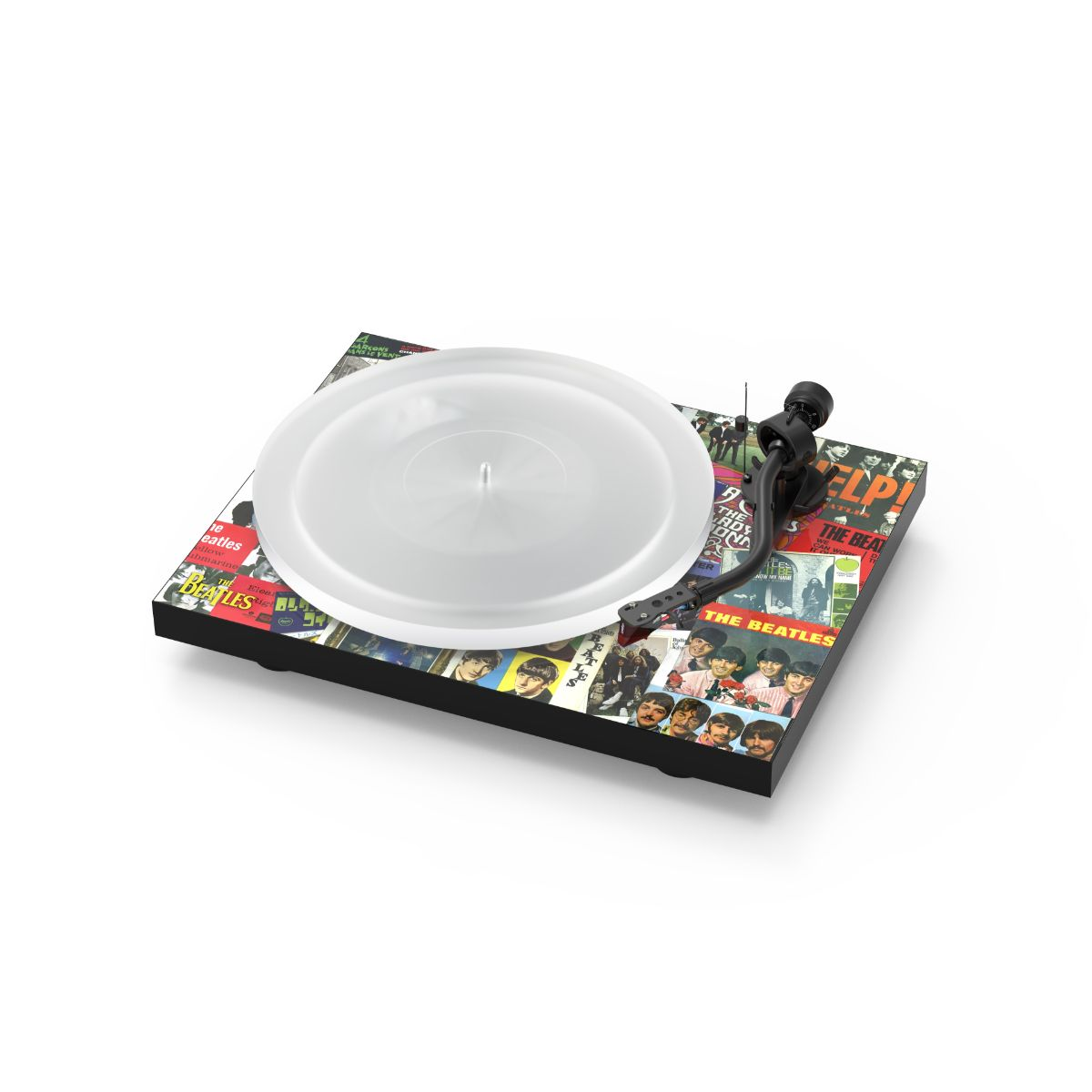 Pro-Ject Debut – Beatles, The Singles Turntable
