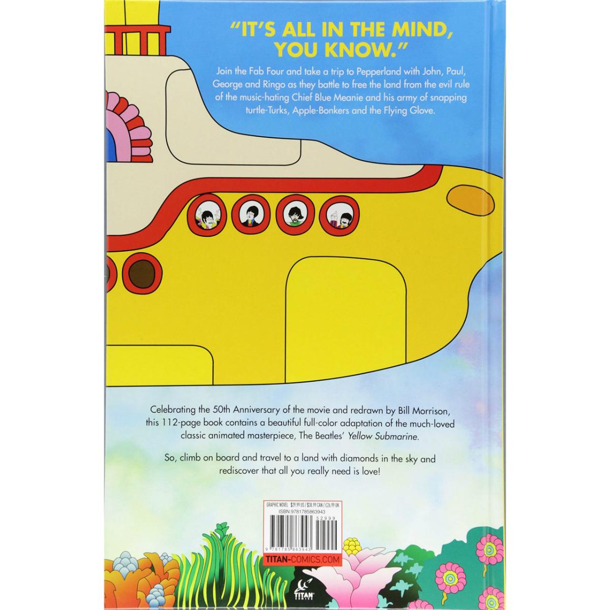 Yellow Submarine Graphic Novel