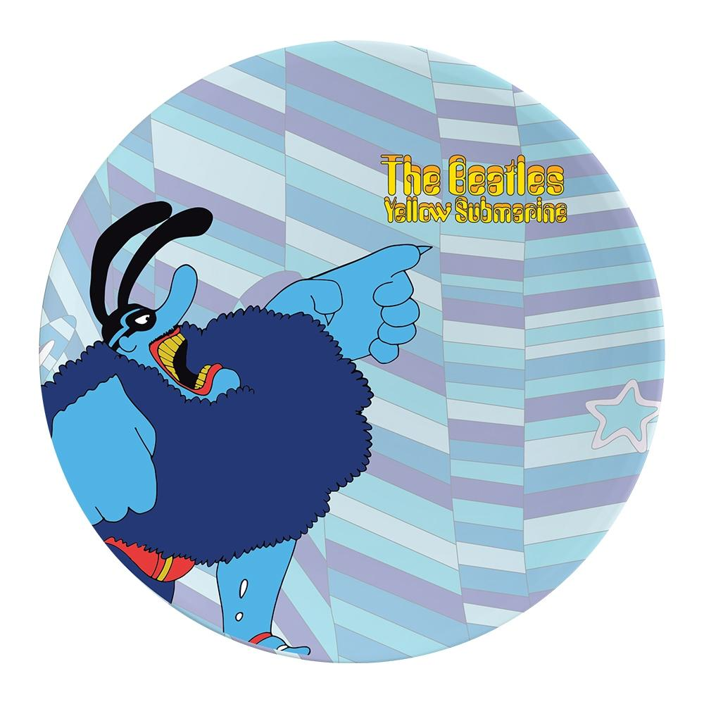 Yellow Submarine 4 pc. 10 in. Dinner Plate Set