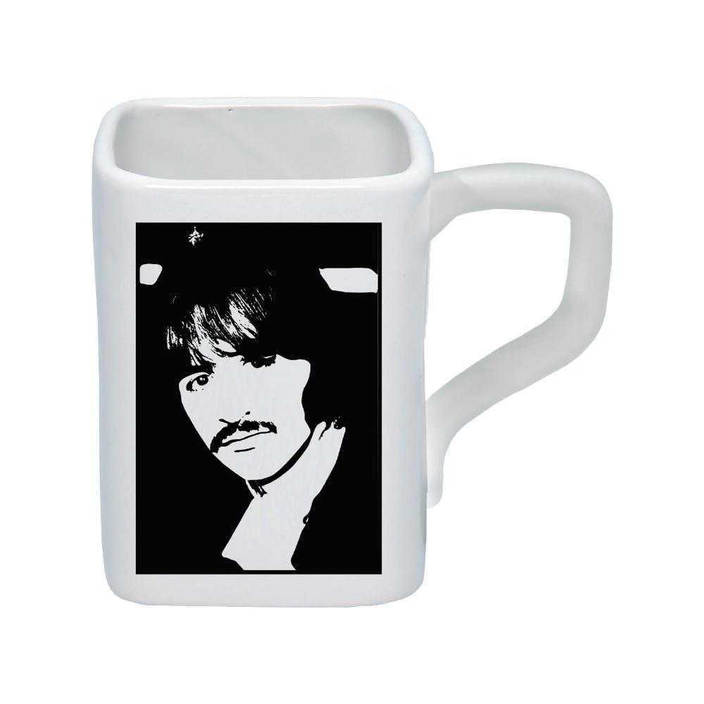 White Album 12 oz. Mug - Set of 4