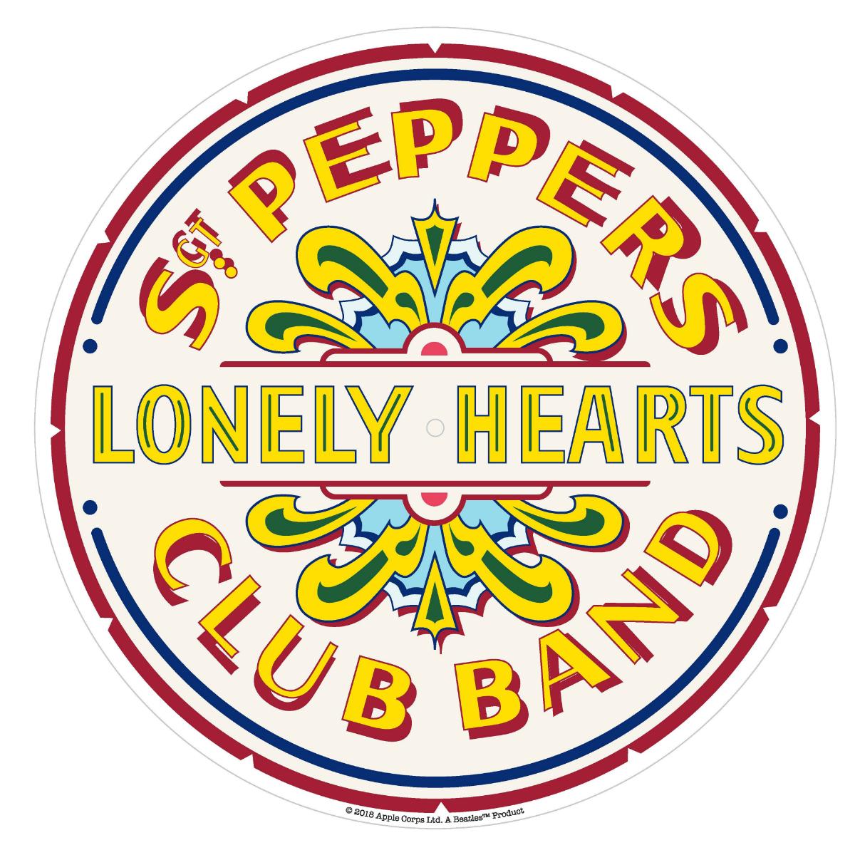 Sgt. Pepper Slip Mat