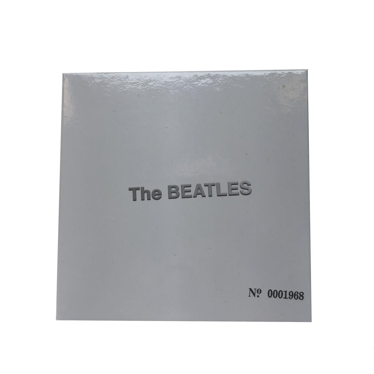White Album Pin Set