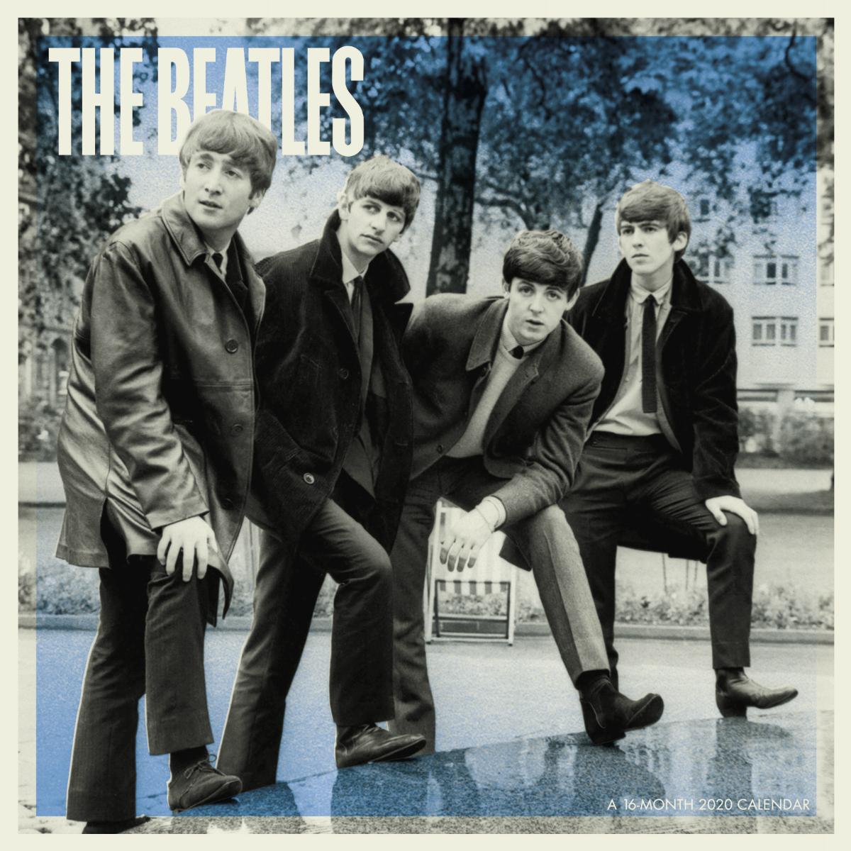 The Beatles 2020 Wall Calendar