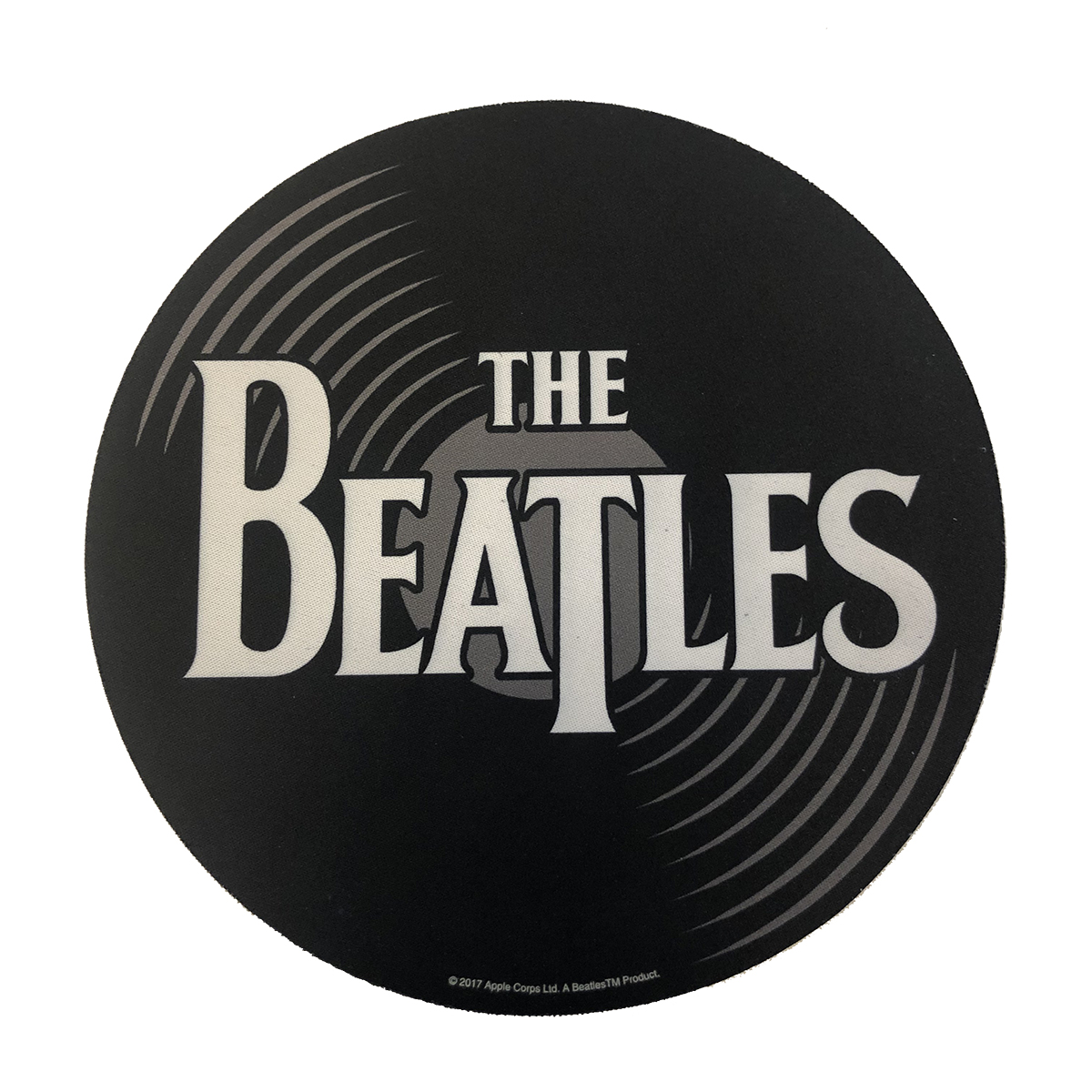 The Beatles Record Mousepad