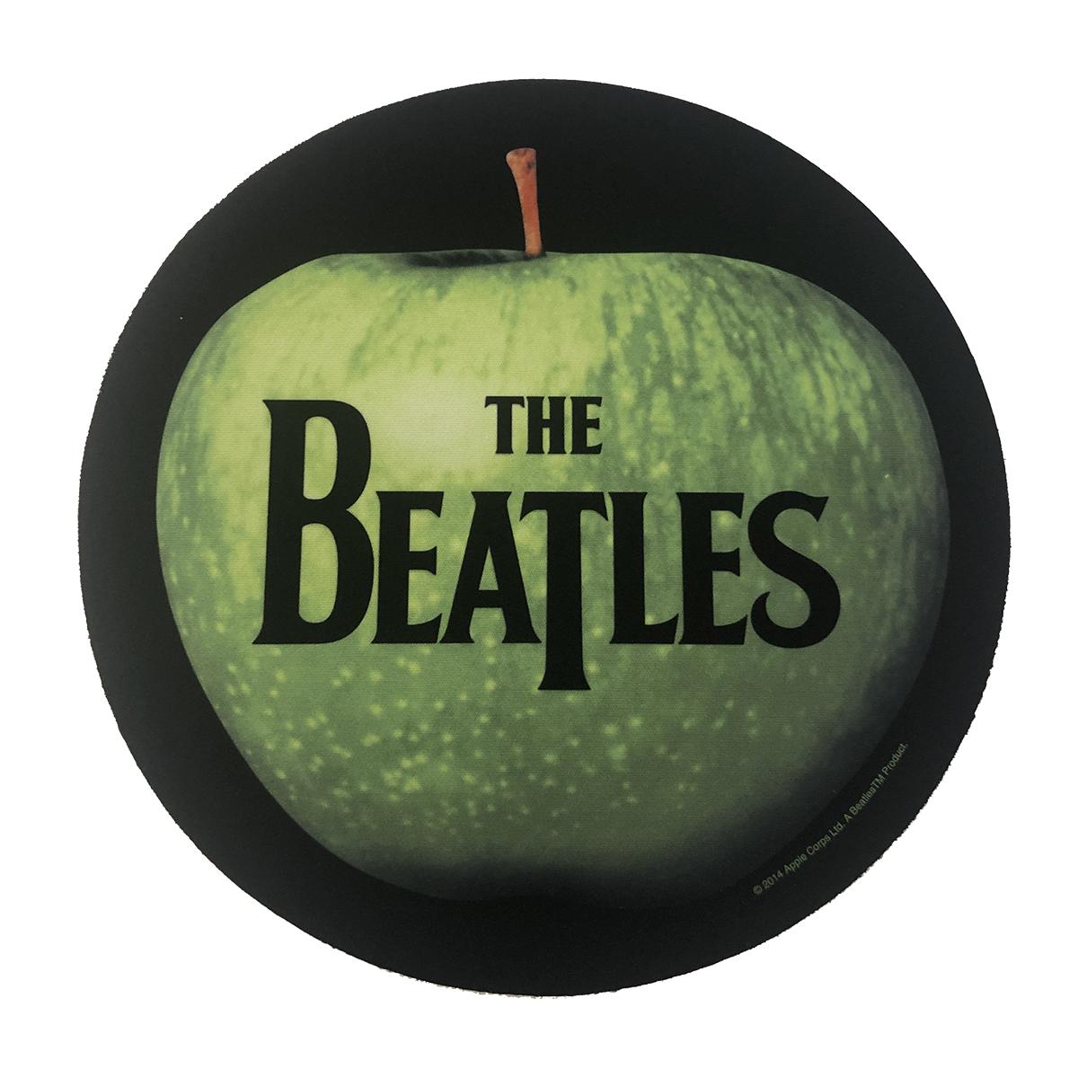 The Beatles Green Apple Mousepad