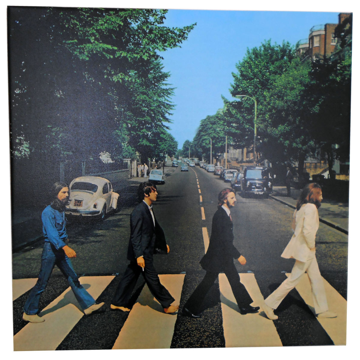 Abbey Road Square Print