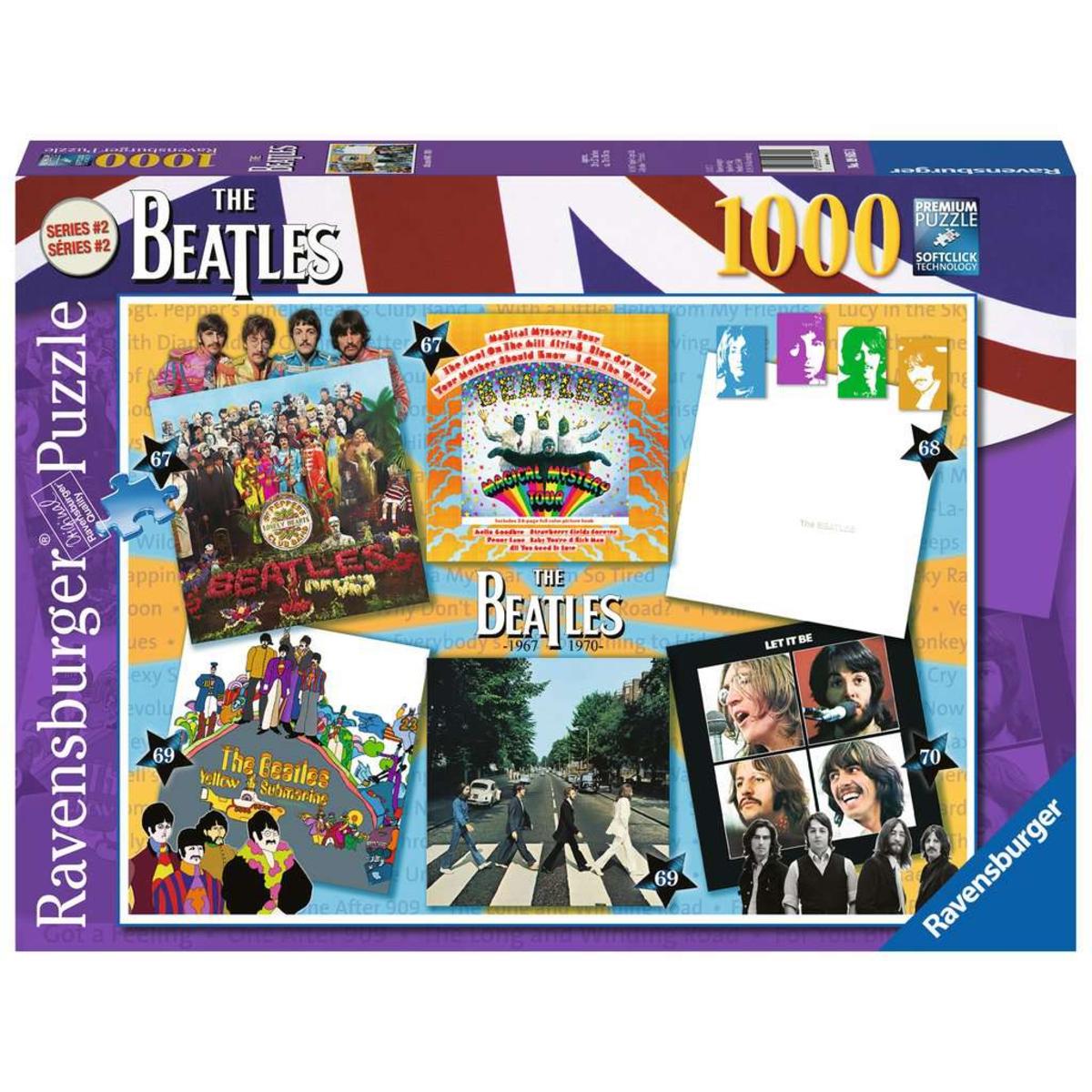 Albums 1967-70 (1000 pc Puzzle)