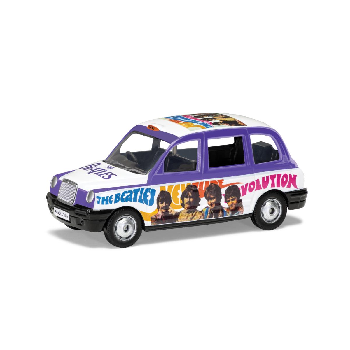 Hornby Hey Jude/Revolution London Taxi