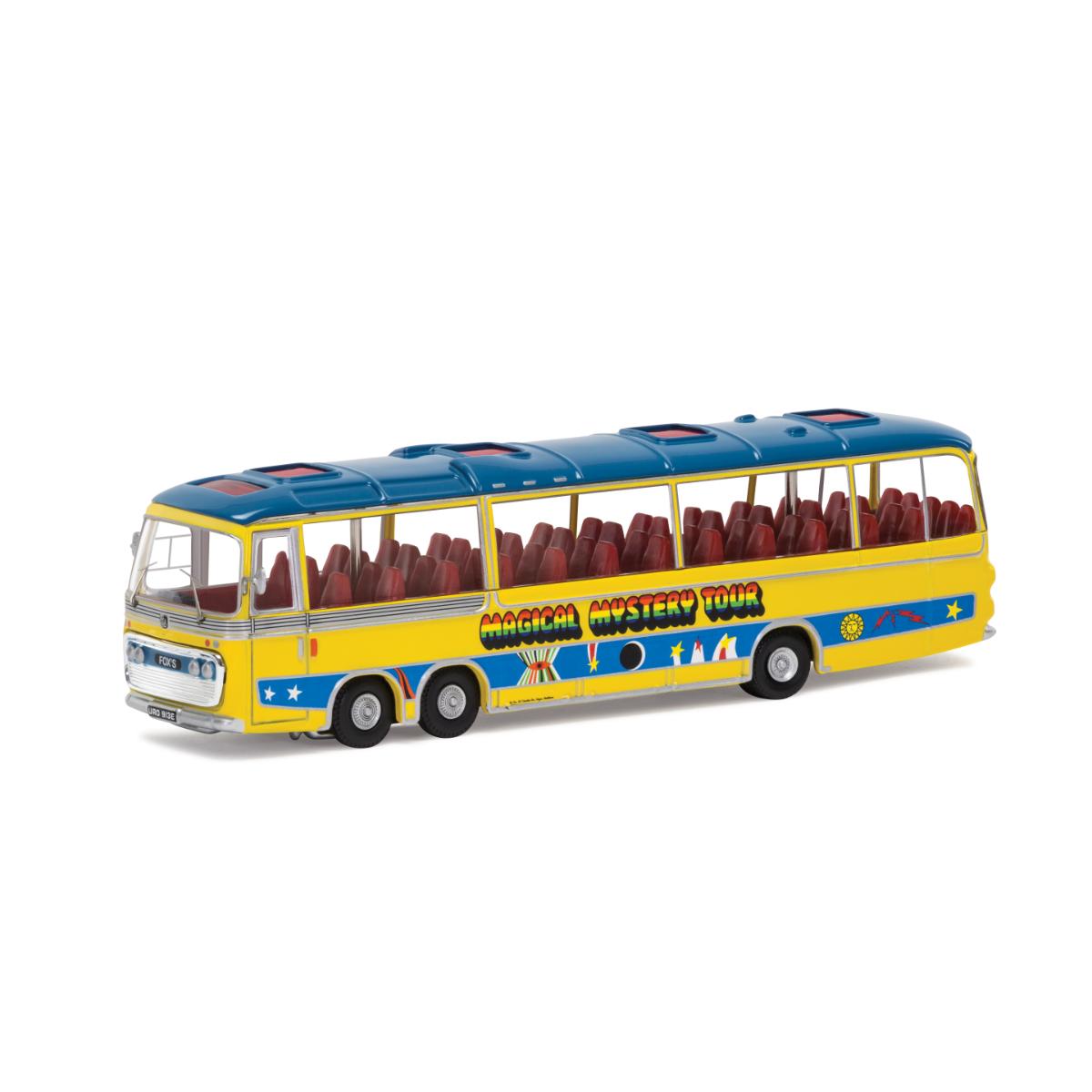 Hornby Magical Mystery Tour Bus
