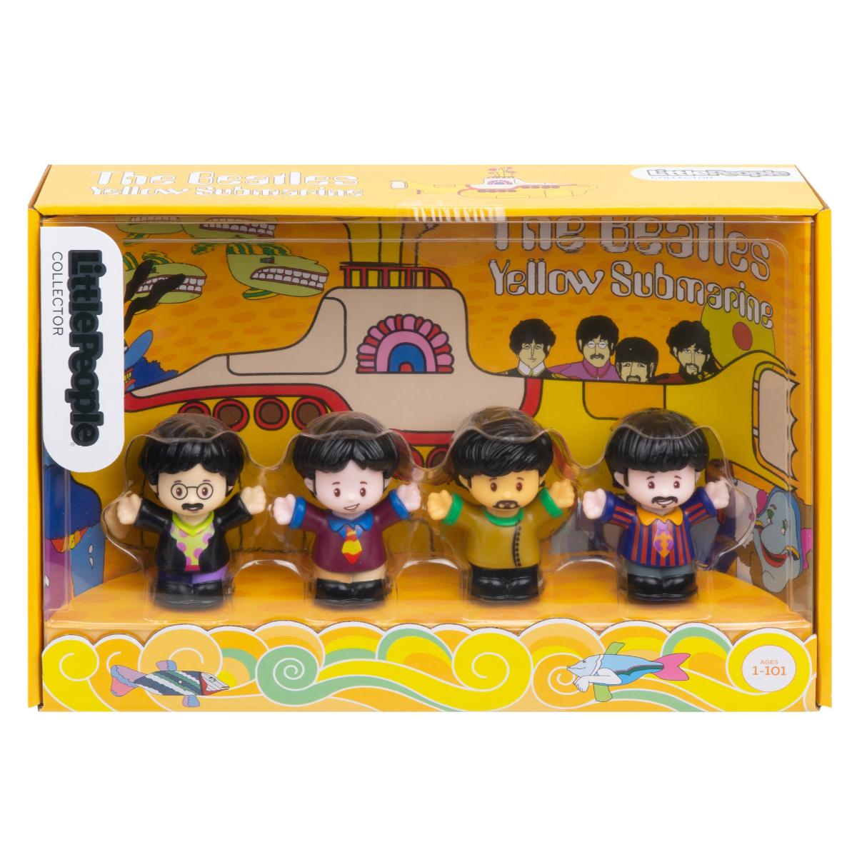 Little People Yellow Submarine Set
