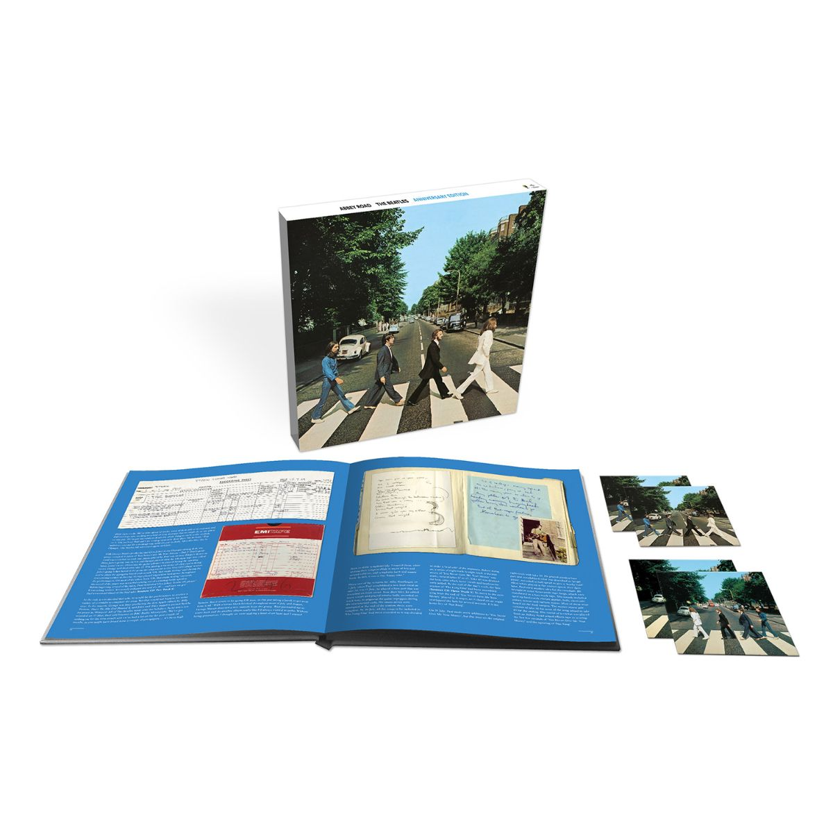 Abbey Road Super Deluxe Edition (4 Disc)