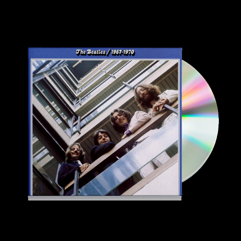 1967-1970 (Blue) CD Album