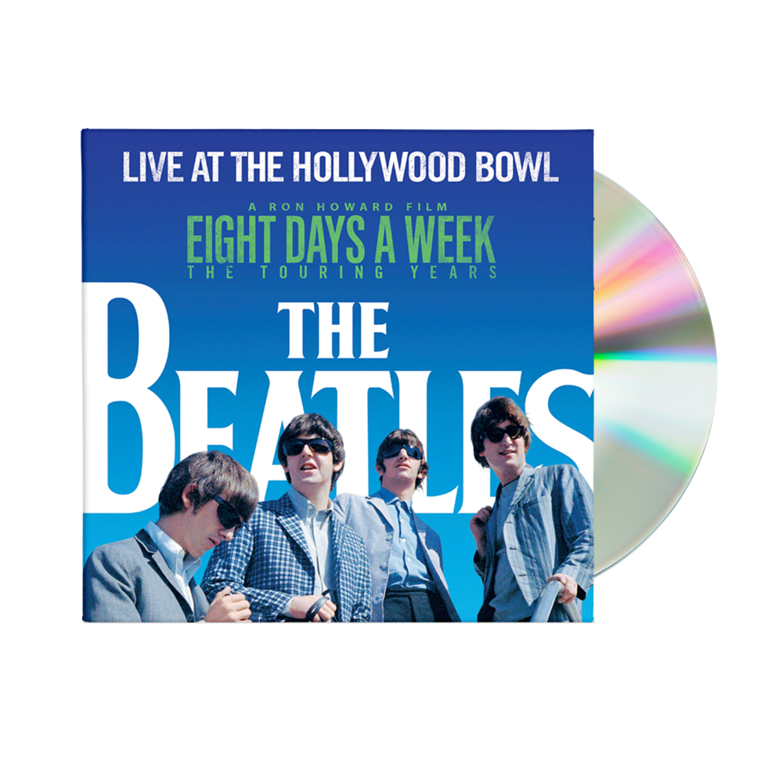 Live At The Hollywood Bowl CD