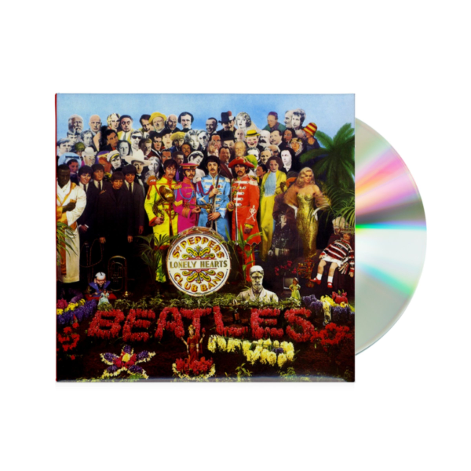 Sgt. Pepper Lonely Hearts Club Band CD
