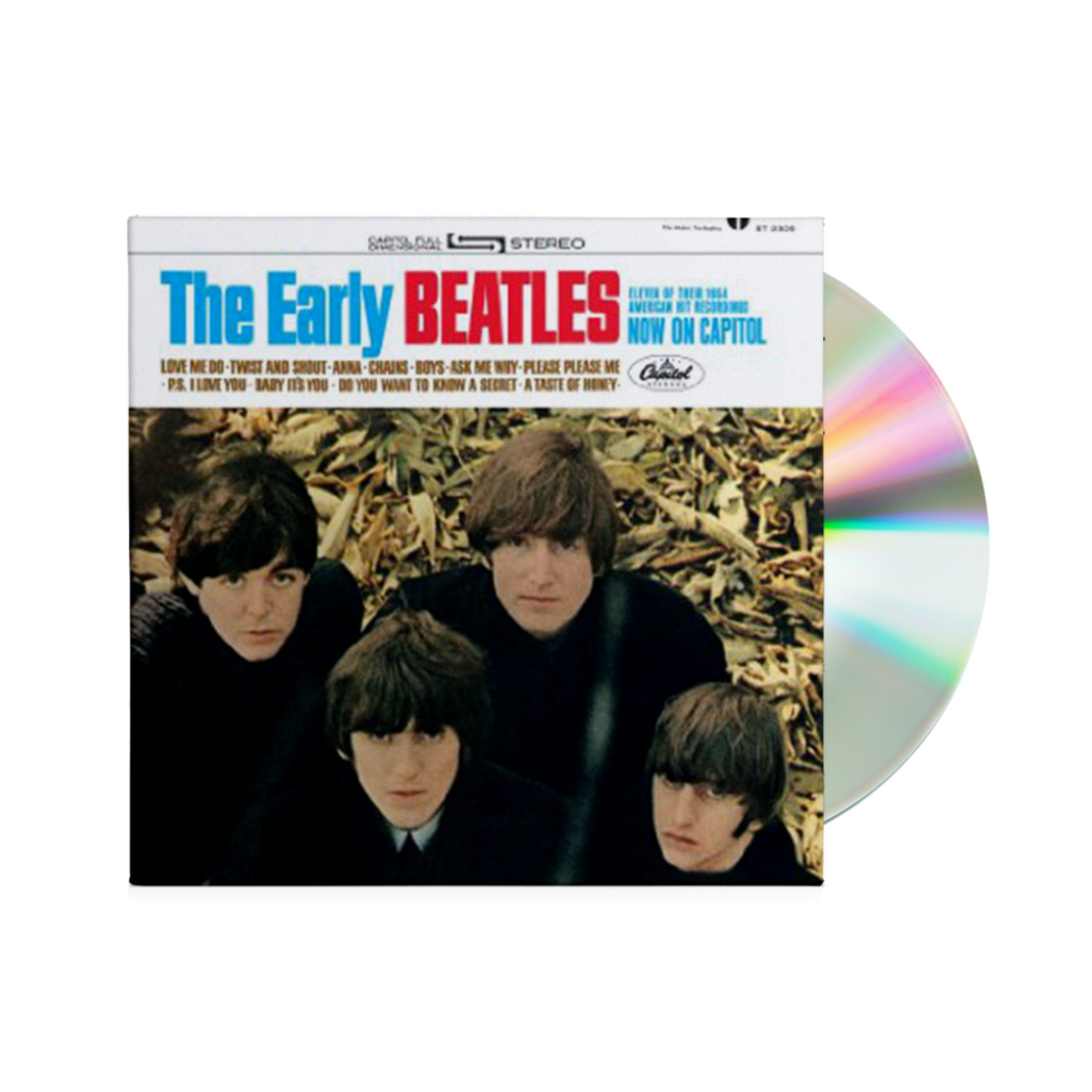 The Early Beatles CD