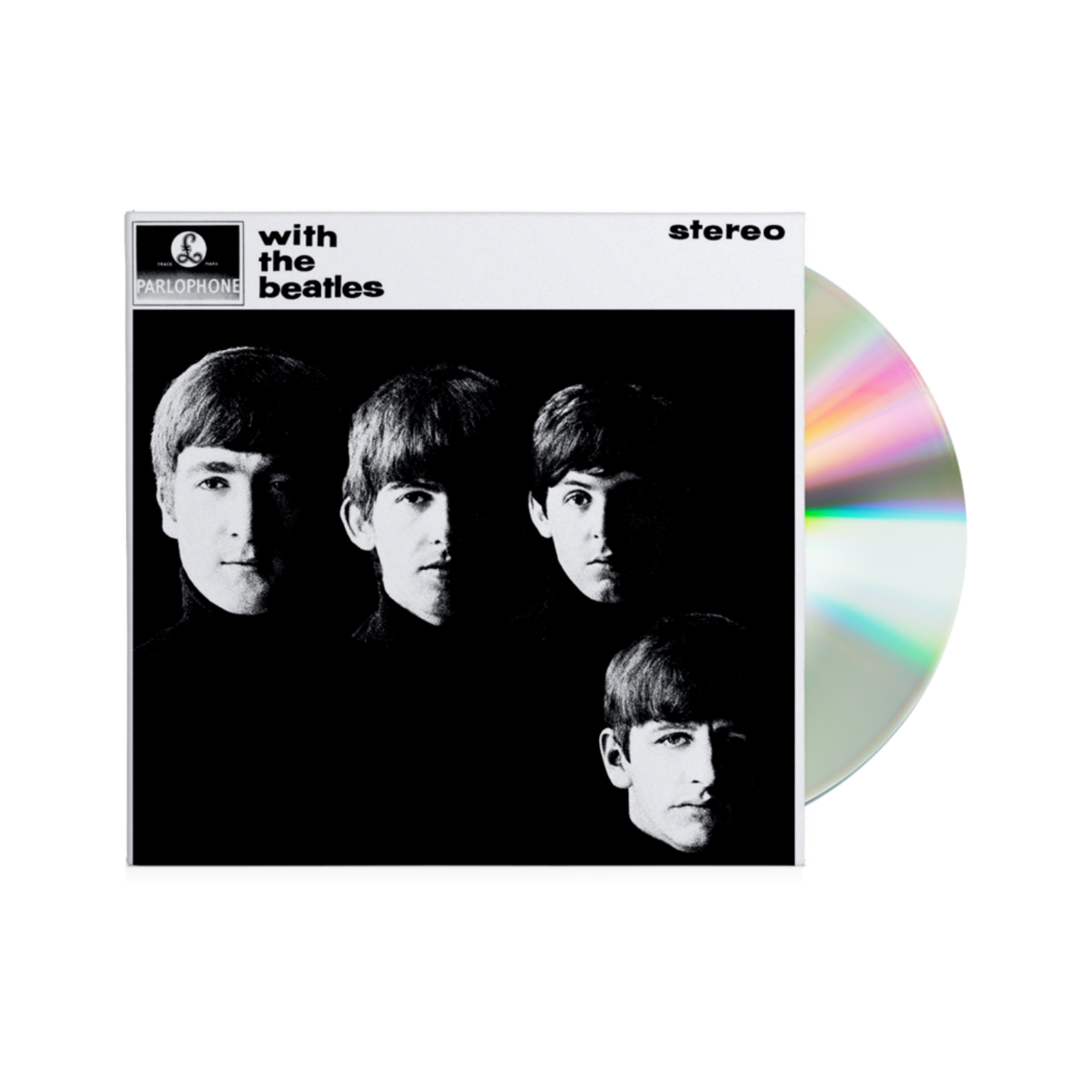 With The Beatles CD (Remastered)