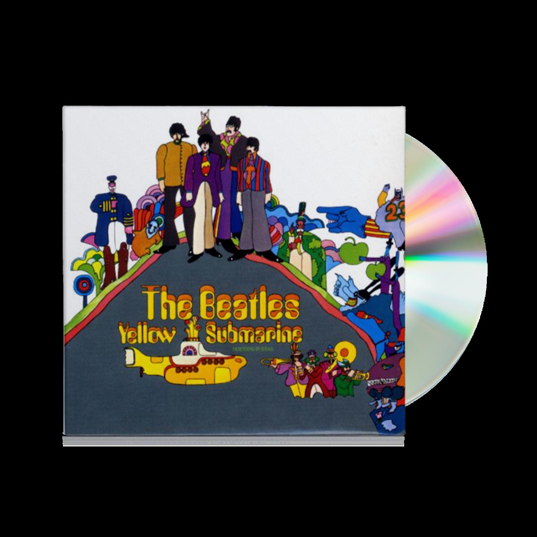 Yellow Submarine CD (Remastered)
