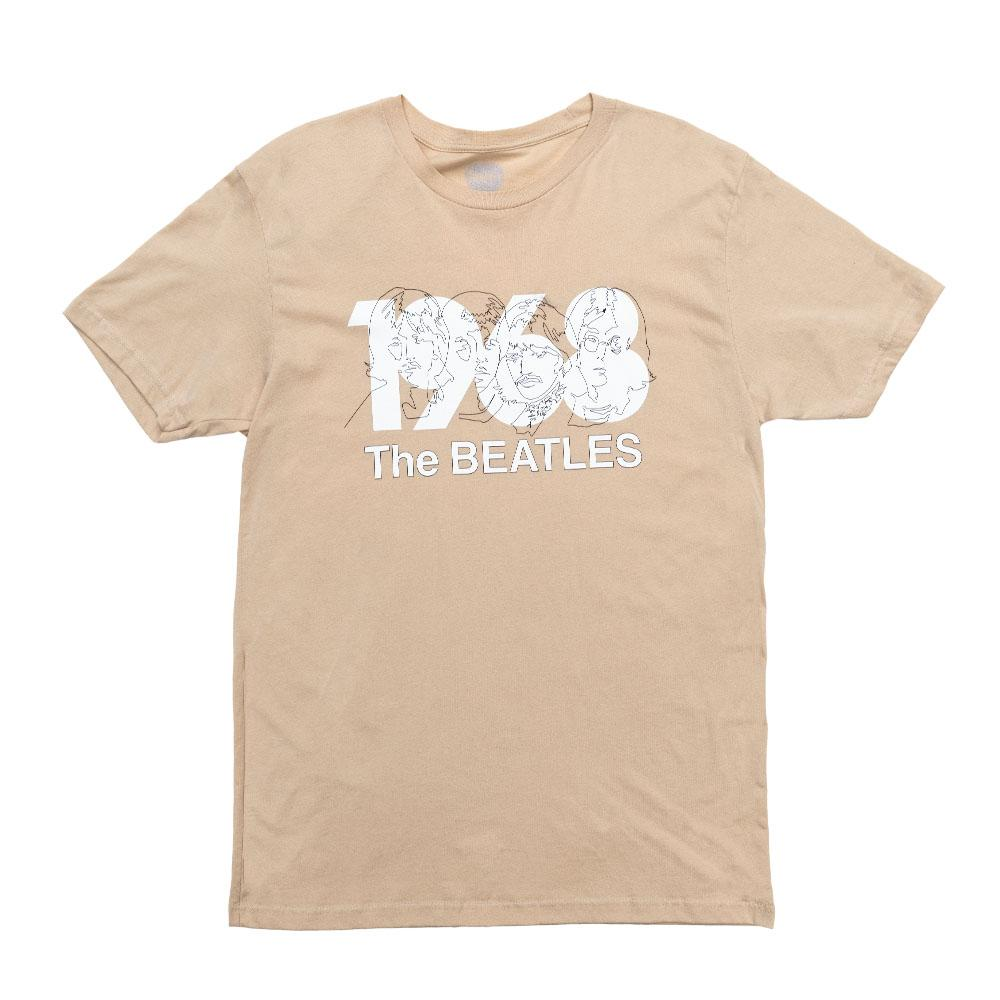 The Beatles (White Album) Sketched T-Shirt