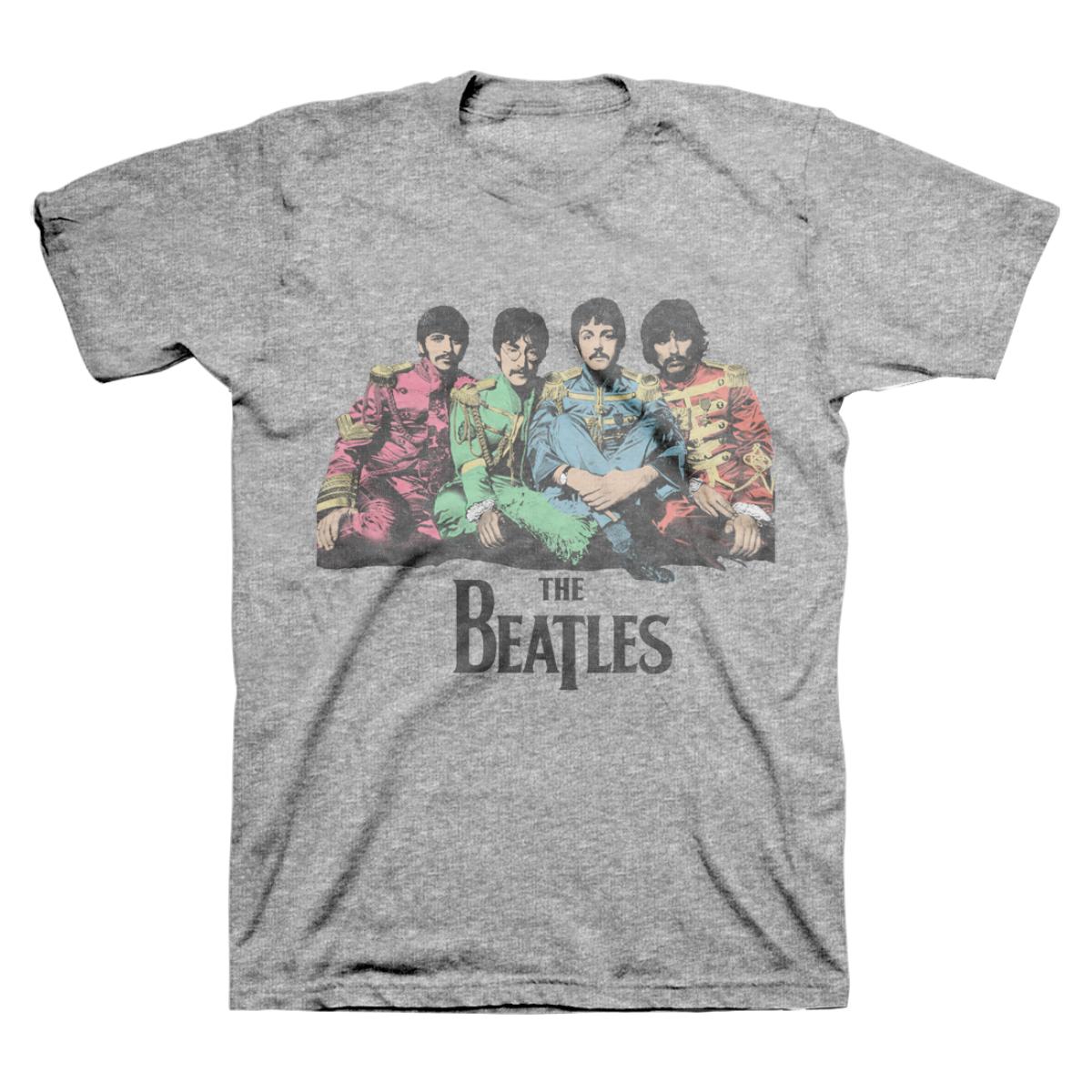 Sgt. Pepper Colors T-Shirt