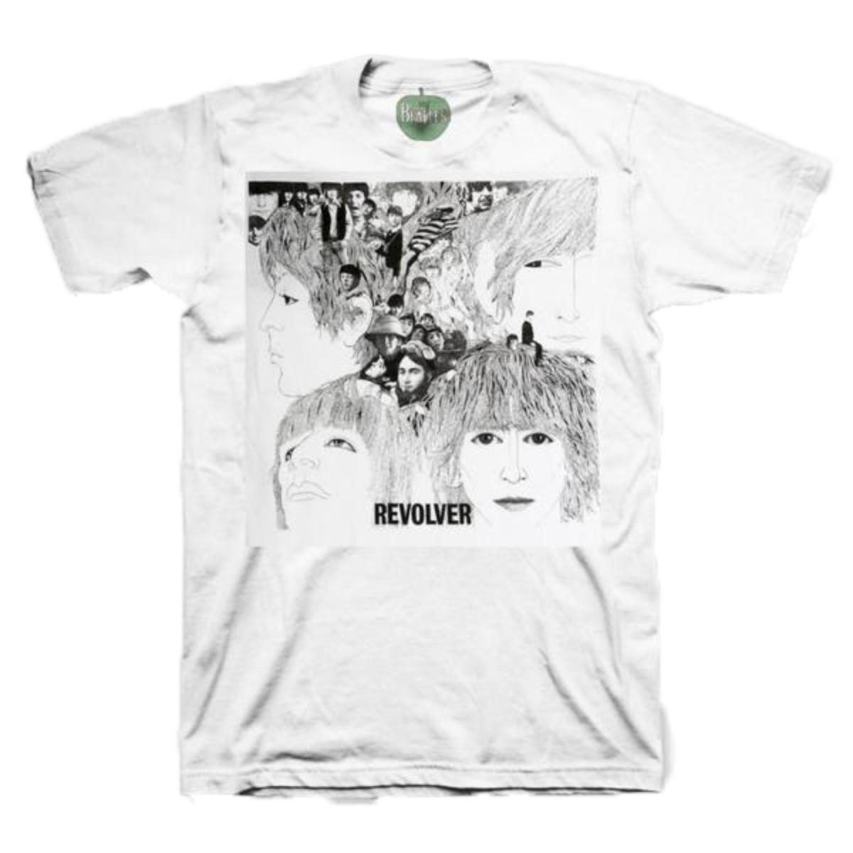 Revolver Collage T-Shirt