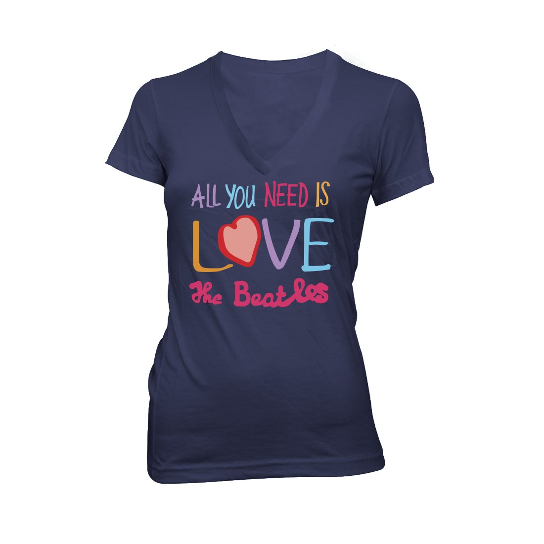 All You Need Is Love Women's V-Neck