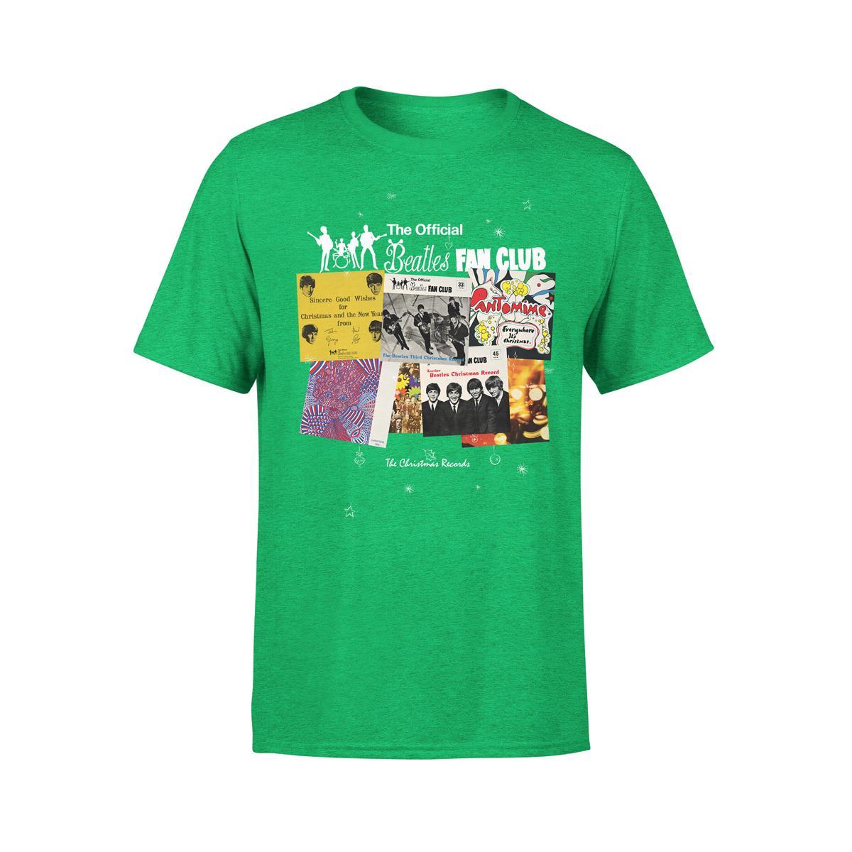 Christmas Singles Green Kids T-Shirt