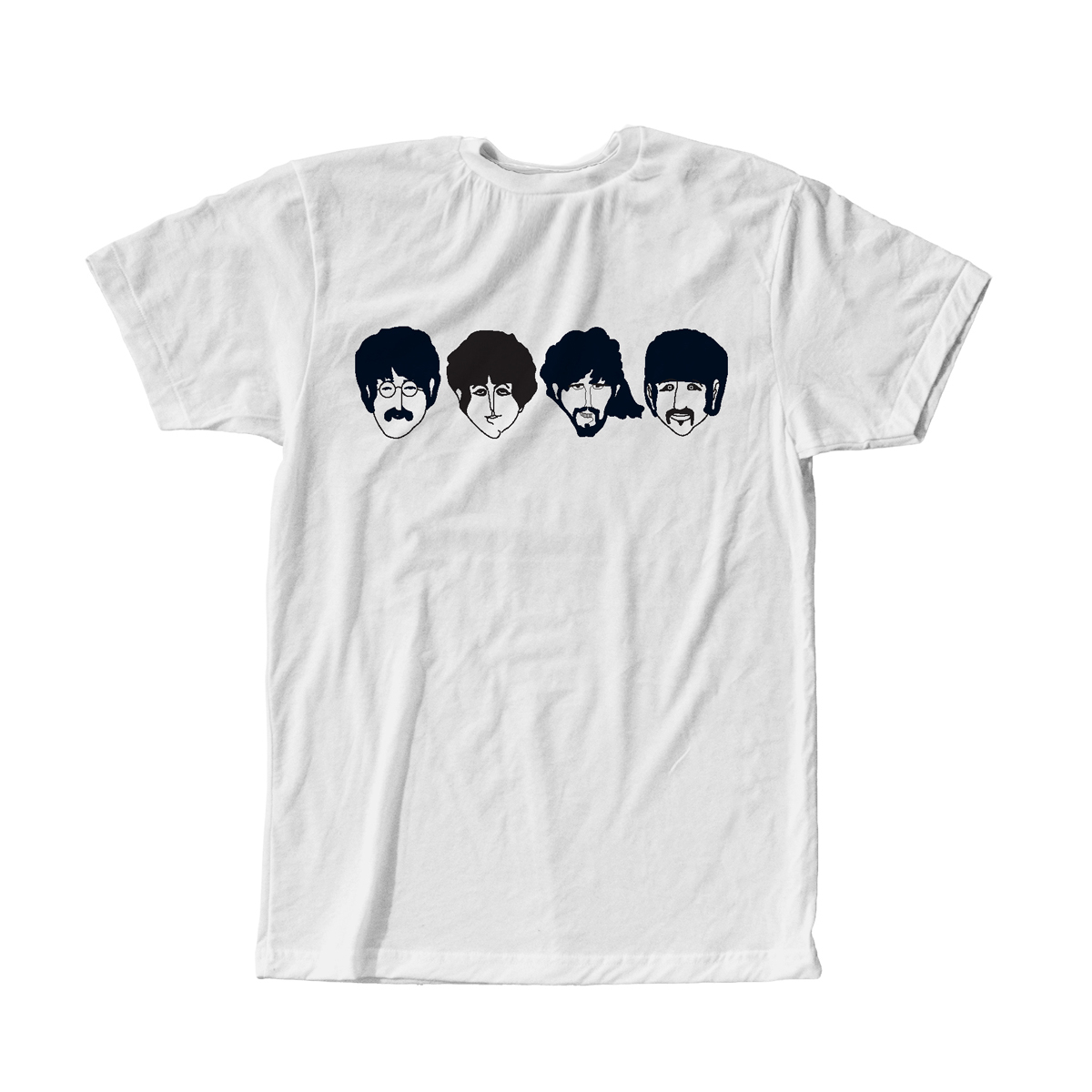 My Heart Beatles For You T-Shirt