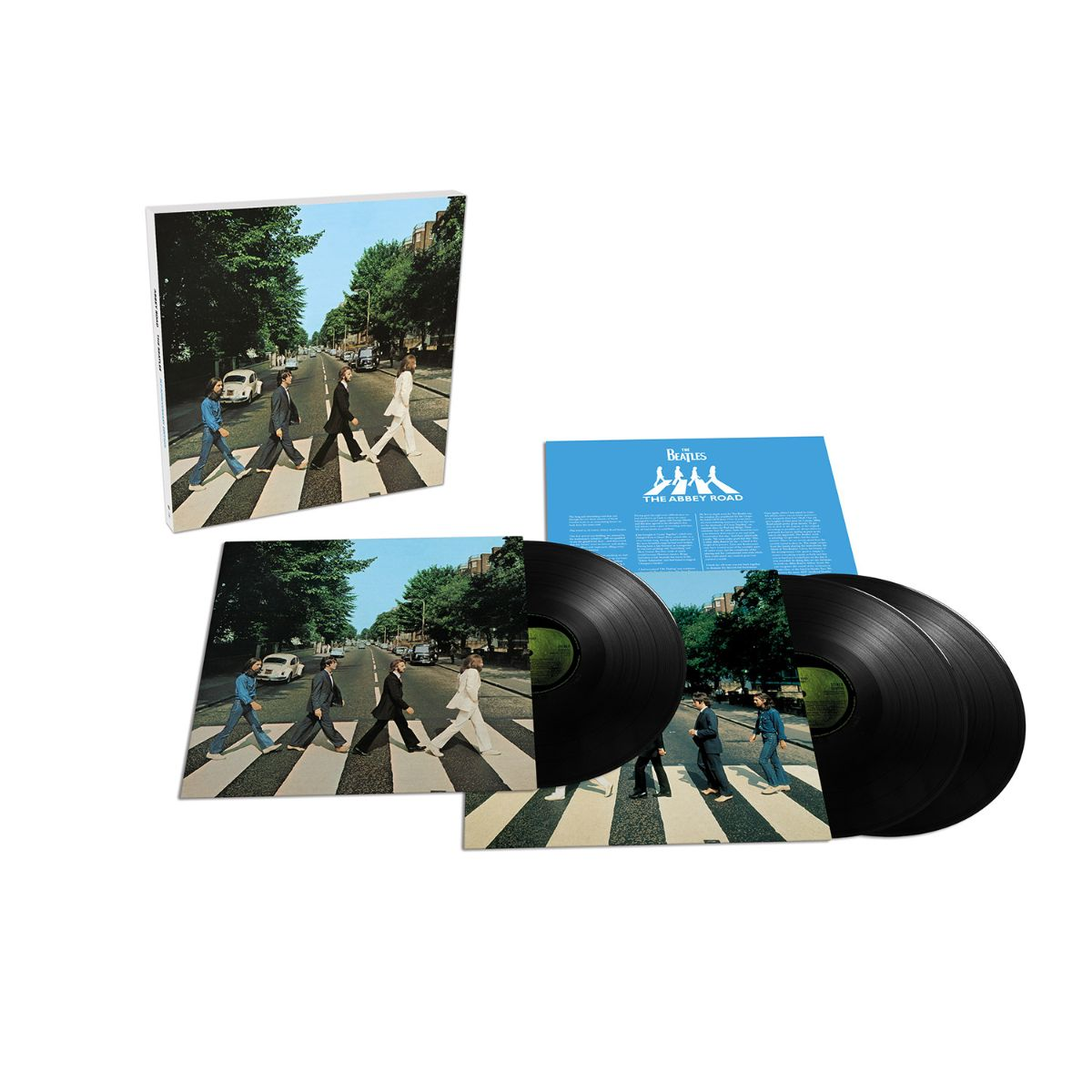 Abbey Road Anniversary Super Deluxe Edition (3LP Box Set)