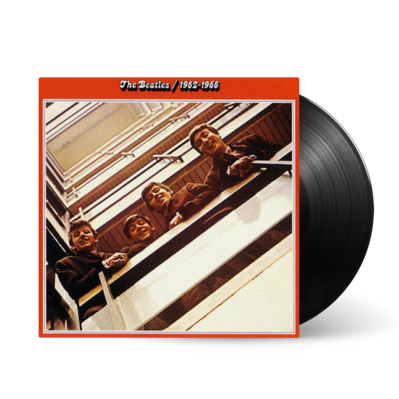1962-1966 (Red) Album Vinyl